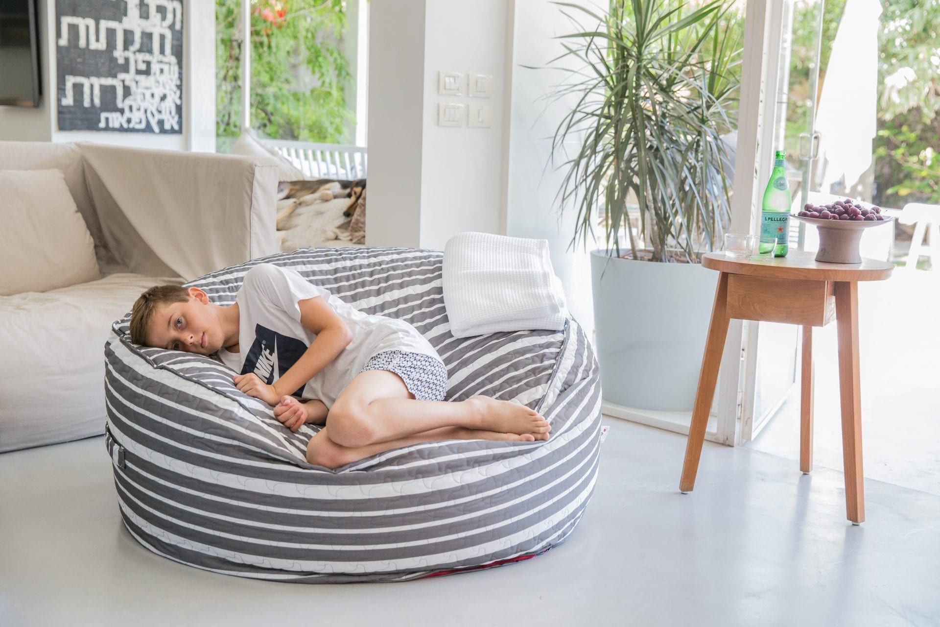 lounger chair beanbag